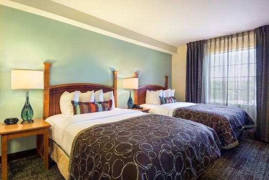 Staybridge Suites Jackson: One Bedroom Double Suite