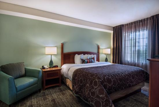 Staybridge Suites Jackson : Two Bedroom Suite-King Bed