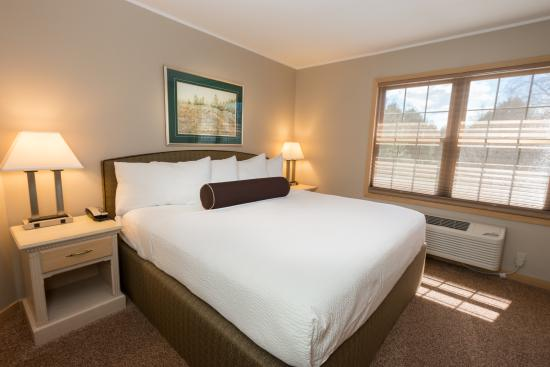 Egg Harbor, WI: Grande Whirlpool Suite