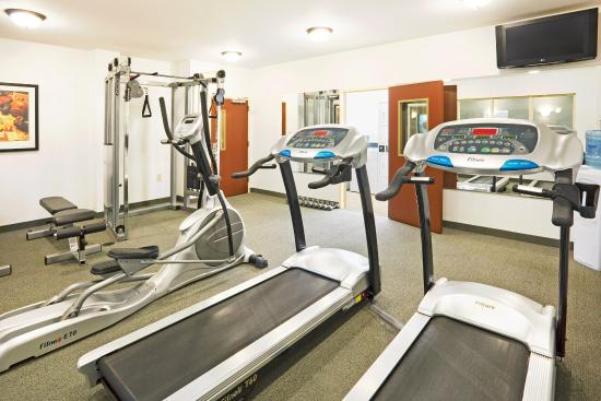 Staybridge Suites Knoxville Oak Ridge: Fitness Center