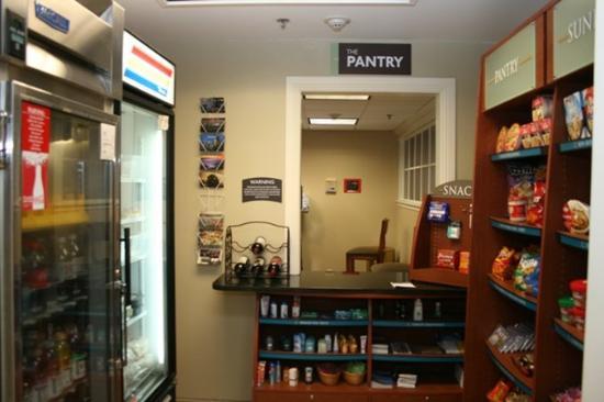 San Bruno, CA: The Pantry