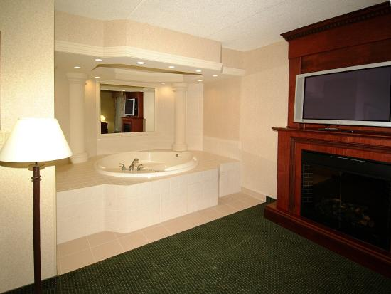 Holiday Inn Express & Suites Milton: Suite