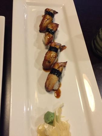 Altoona, Pensilvania: Delicious Sushi!
