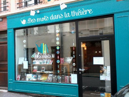L'Aigle, Frankreich: vitrine