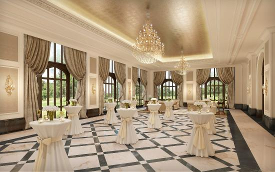 Adare Manor: Ballroom Pre-Function Area