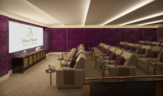 Adare Manor: Cinema Room