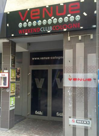 Venue Weekend Club