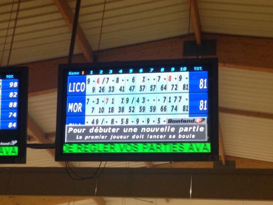 Bowlingstar Le Pontet