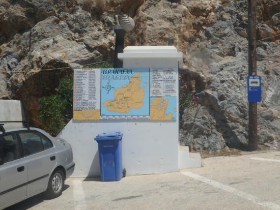 Ciudad de Naxos, Grecia: On the island of Iraklia