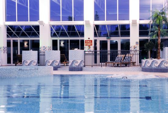 Swimming Pool Picture Of Village Hotel Coventry Coventry Tripadvisor