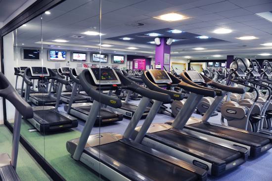 Village Hotel Bournemouth: Village Gym