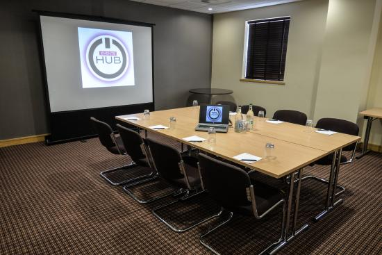 Village Hotel Bournemouth: Meeting Room