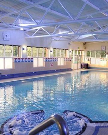 Swimming Pool Picture Of Village Hotel Manchester Cheadle Cheadle Tripadvisor