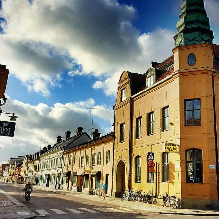 Uppsala, İsveç: Старая Уппсала