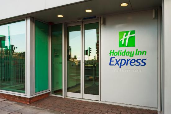 ‪Holiday Inn Express London-Swiss Cottage‬