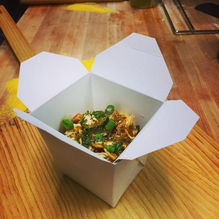 Gallipolis, Огайо: Asian Noodle Bowl