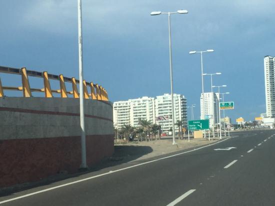 Tunel y Parque Lineal de Crespo