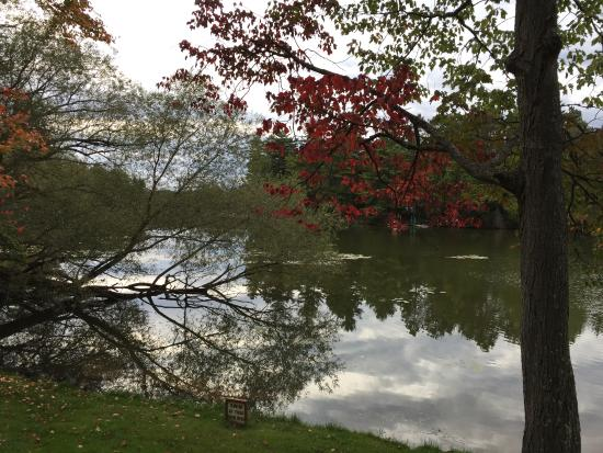 Eagle River, WI: Autumn at Edgewater