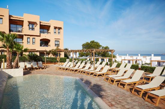 Insotel Club Tarida Playa: Children´s pool