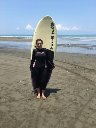 Costa Rica Stand Up Paddle Boarding Photo