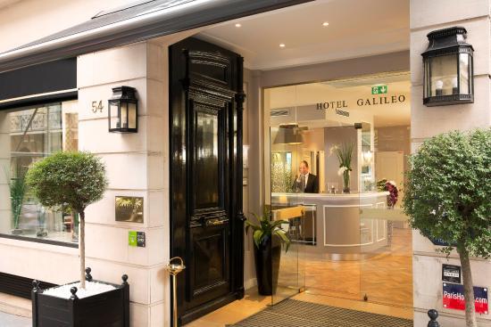 Hotel Galileo: Exterior