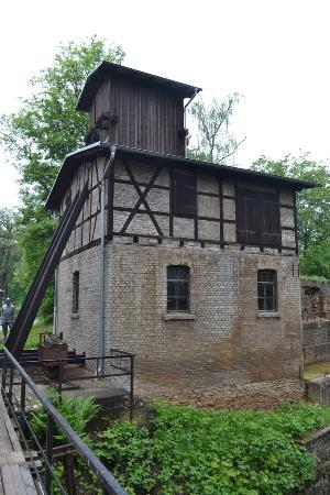 Vereinigte Reviere Kamsdorf: Besucherbergwerk Kamsdorf