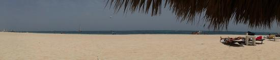 Paradisus Palma Real Golf & Spa Resort: Beautiful white sand beach