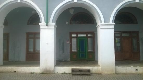 Pryany Olen: вход