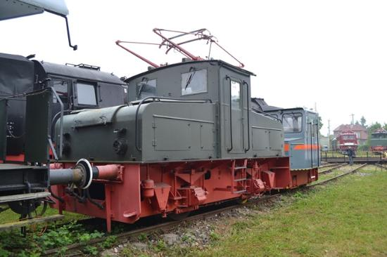 TEV Thuringer Eisenbahnverein e.V.: Eisenbahnmuseum Weimar