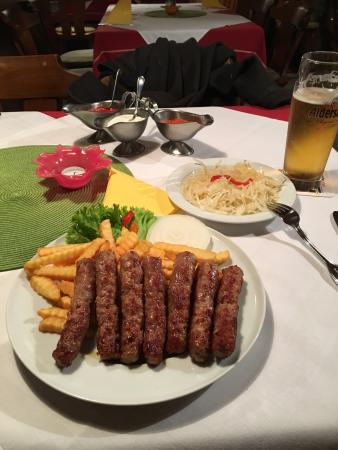 Restaurant Opatija: Cevapcici