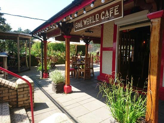 One World Cafe & Bistro: One World Cafe 2016