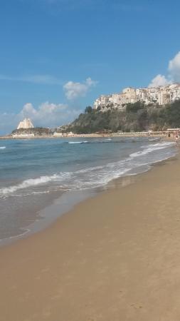 Residence Costa Di Kair Ed Din: spiaggia sotto Sperlonga
