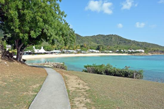Hawksbill by Rex Resorts: Second Beach with new beach bar.