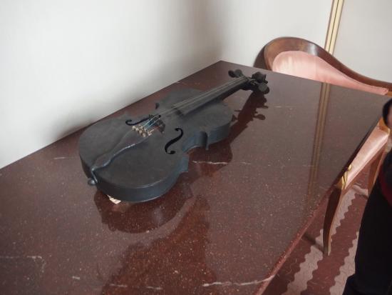 Town Hall: sala de los violines