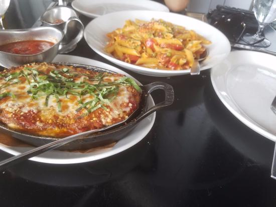 Prime Italian: eggplant