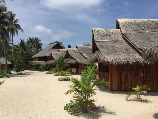 Amihan Beach Cabanas: Best quality/charm/beach/price in bantayan
