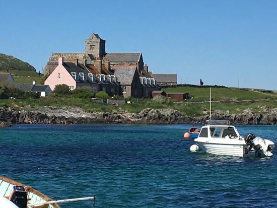 Tiroran House Hotel: Abbey of Iona