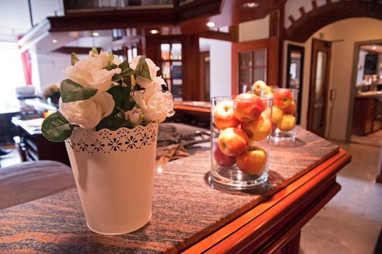 Hotel Residenz-Ravensburg: Nette Details machen das Hotel mitsamt Restaurant sympathisch.