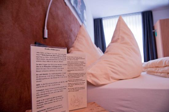 Hotel Residenz-Ravensburg: Schön ist die persönliche Note im Hotel.