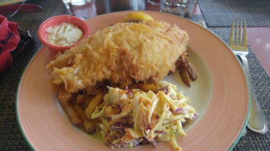 Roy's Bayside Grill: Un délicieux dejeuner...