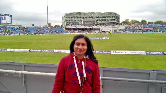 Emerald Headingley Stadium: Great fun and friendly day out!