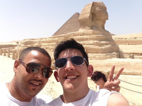 Egipto Excursiones: Great time with Mohamed, great guide! thanks.