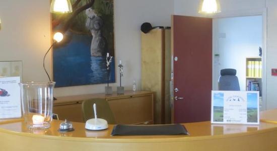 Hotel Falkoping: Lobby