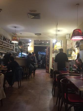 Restaurante Biocenter: Comedor
