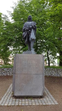 Monument of Jakub Krcin