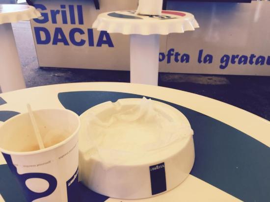 Grill Dacia: lavazza1