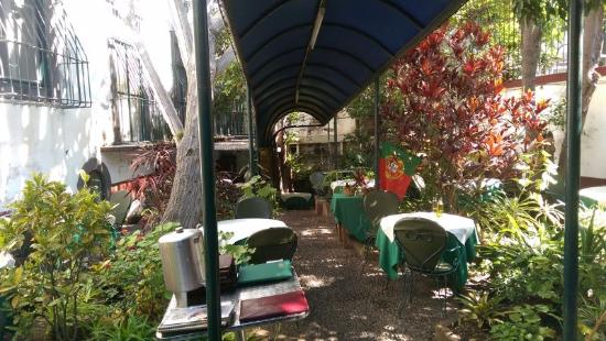 Jardim da Carreira: Зал