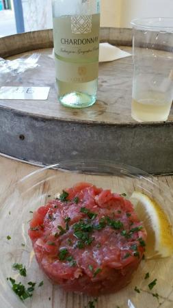 Pescheria 3.0: Tartare di tonno eccellente :-)