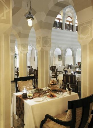 The Oberoi Sahl Hasheesh: The Restaurant