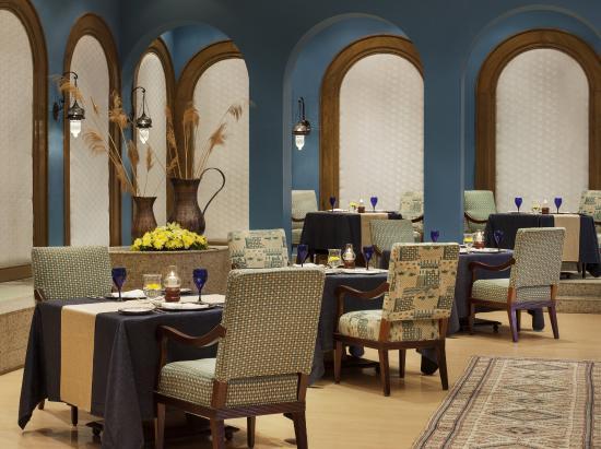 The Oberoi Sahl Hasheesh: Zaafran - Indian cuisine restaurant